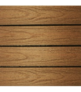 Deck Tile Naturale Teak