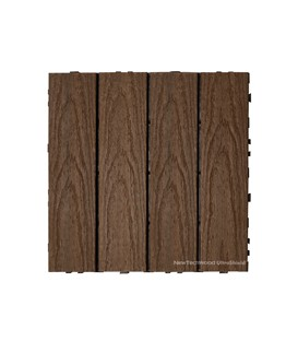 Deck Tile Naturale Ipe