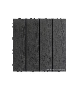 Deck Tile Naturale Charcoal